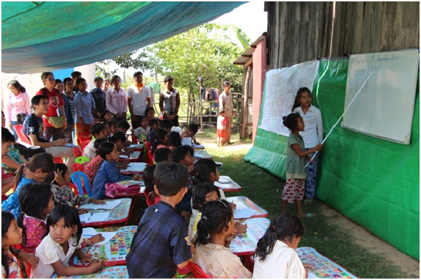 International Literacy Day_Cambodia